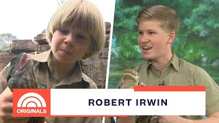 Robert Irwin's Best Moments On TODAY | TODAY Original