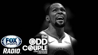 Chris Broussard: Kevin Durant's Worst Nightmare is Coming True (From Friday)