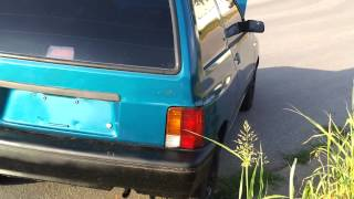 $700 Festiva Walk-around