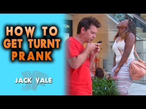 HOW TO GET TURNT PRANK