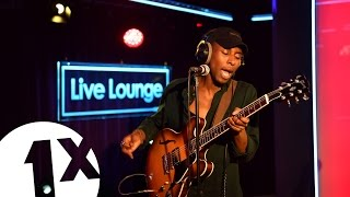 Samm Henshaw performs 'Our Love' in the 1Xtra Live Lounge