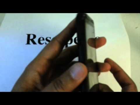 Htc EVO 3D: HARD RESET easy 1 2 3