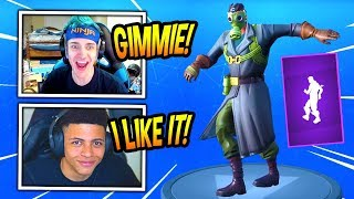 "NINJA & MYTH REACT TO *NEW* ""POP LOCK"" EMOTE/DANCE! *EPIC* Fortnite FUNNY & SAVAGE Moments"