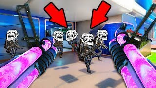 THEY ACTUALLY THOUGHT I WAS TROLLING!! (MUST WATCH **FUNNY**) Black Ops 3 Funny Moments/Insane Shots