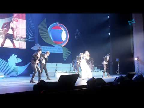 Annita Live at ASEAN JAPAN MUSIC FESTIVAL 2013 featuring Tar A'Pacts