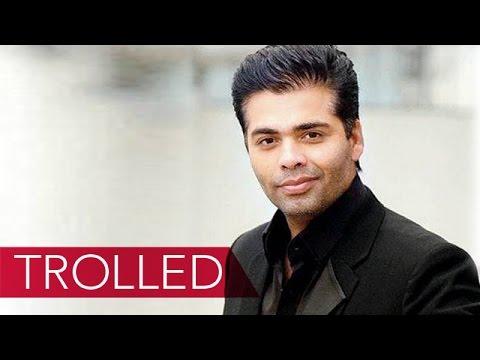 Karan Johar TROLLED For Same-Sex Marriage On Twitter | Trending