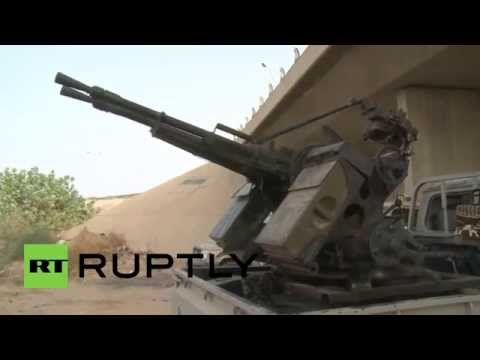Libya: 'Dawn of Libya' militia group takes Tripoli suburb