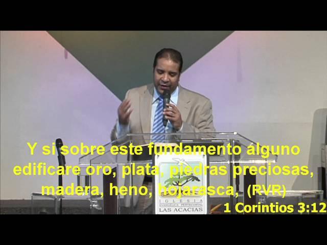 Prédica Hno. Henry Barrios Culto 30/11/2014