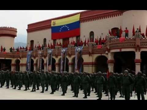 Marcha Epica de la Milicia Bolivariana de Venezuela.mp4