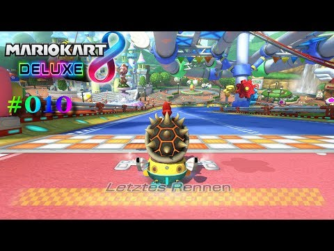Mario Kart 8 Deluxe ►#010: Lags und andere Krankheiten  !!!![GERMAN HD]