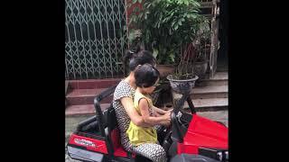Xe ô tô điện trẻ em 4 động cơ SIÊU KHỦNG S2588 - Người lớn ngồi đi vèo vèo