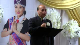 PACHIA VANG-Miss Hmong International New Year CA 2016 (Part 1)