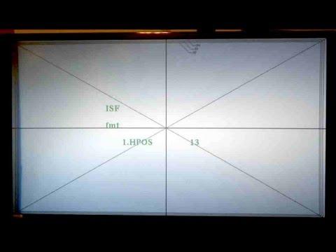 Light Tunnel Shadow Adjustment Repair Fix On Mitsubishi DLP TV WD 73727 73732 73927 73827
