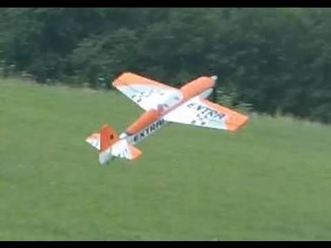 PZ Extra 300 Aerobatic Flight - 2 flights with NICE LANDINGS!