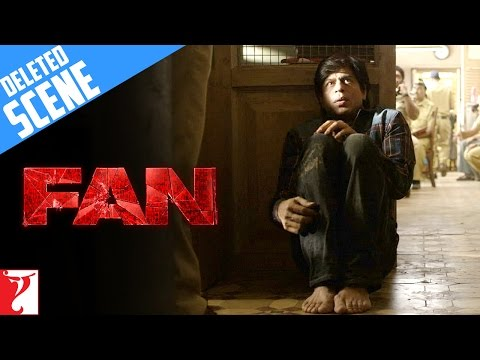 FAN | Deleted Scene 4 | Gaurav In Jail | Shah Rukh Khan