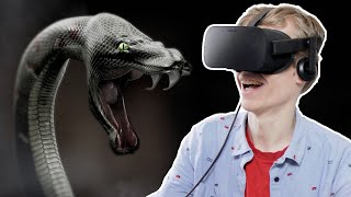 SCARY VR GAME CONFIRMED! | Don