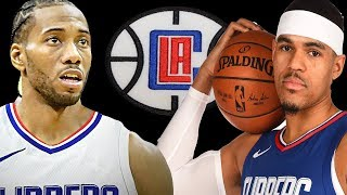 REBUILDING THE LOS ANGELES CLIPPERS IN NBA 2K19