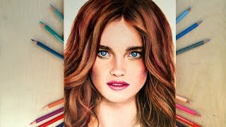 Drawing Natalia Vodianova