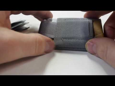 Super Thin Wallet: BASICS WALLETS Review