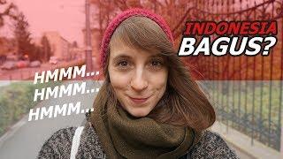 Pendapat Orang Polandia Tentang INDONESIA! Bagus atau Jelek? - Globe in the Hat #28