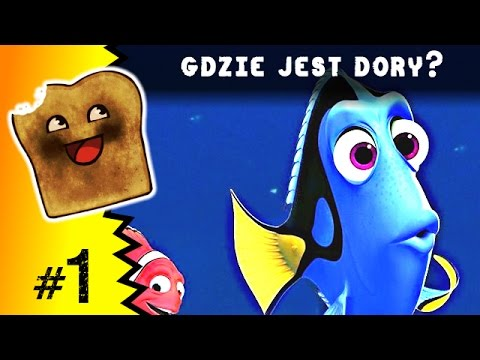 GDZIE JEST DORY | BAJKI DLA DZIECI GRY | Finding Dory GAME