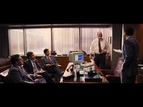 The Wolf of Wall Street (Mad Max scene)