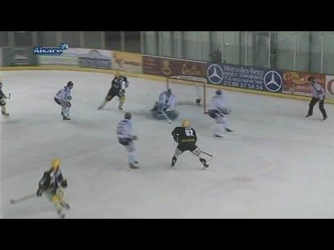 Hockey l 39 etoile noire est de retour strasbourg youtube - Etoile noir strasbourg ...