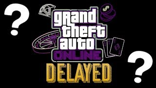 GTA Online Casino DLC Update - POSSIBLY DELAYED! Not Coming Until July Now?