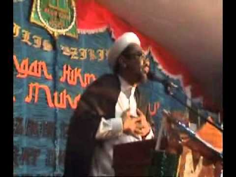 Ceramah Bugis Ali Mochtar Ngabalin CD 1