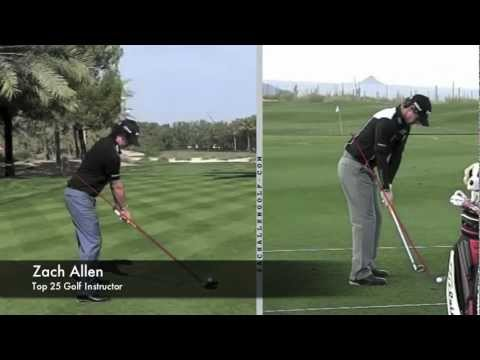 Top 25 Golf Instructor Zach Allen For your own personal swing analysis from me, please visit http://zachallengolf.com/swing-analysis/ An analysis showing the...