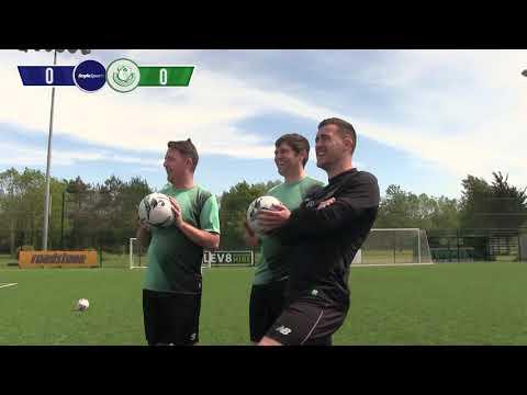 BoyleSports V Shamrock Rovers Round 1&2