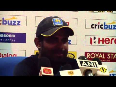 2nd Test, Day Two Post Match Press Conference - India in Sri Lanka 2015