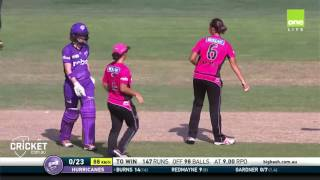 Download Highlights: Sixers v Hurricanes, WBBL02 semi-final 3Gp Mp4