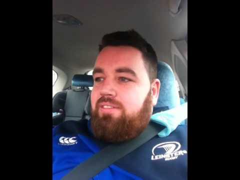 Ian Geraghty - Every Irish lad in a taxi