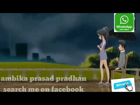 cartoon bollywood sad song 2018 whatsapp status