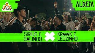 Krawk e Leozin x Salinho e Sirius | 135ª Batalha da Aldeia | Barueri | SP