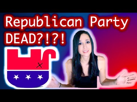 REPUBLICAN PARTY IS DEAD???