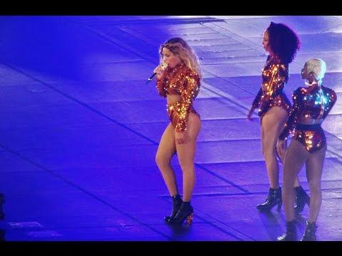 Beyonce - Yonce Live The Formation Tour Detroit, 2016