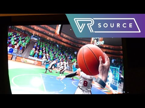 VR Sports hands on @ Oculus Connect 3