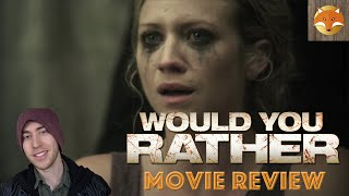 Would You Rather Movie Review
