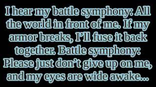 """Linkin' Park - """"Battle Symphony"""" lyrics"""