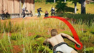 PUBG: Funny & WTF Moments Ep. 269