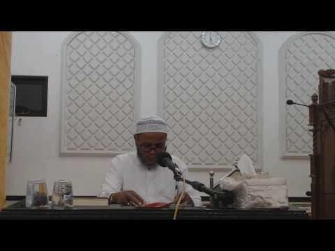Kajian Akidah: Mengiklaskan Peribadahan Hanya Kepada Allah - Ustadz Mubarak Bamualim, Lc. MHI
