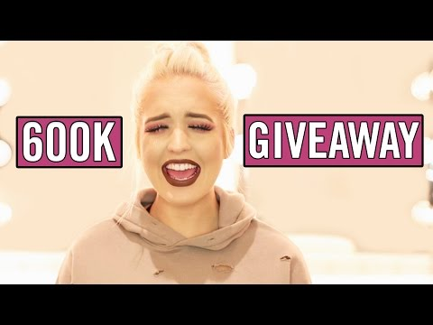 download lagu 600K SUBSCRIBERS GIVEAWAY gratis