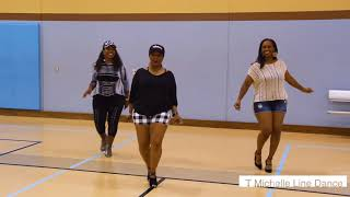 That's What I Like Line Dance   Bruno Mars   Choreography By Traci M Payne   TMichelle Line Dance