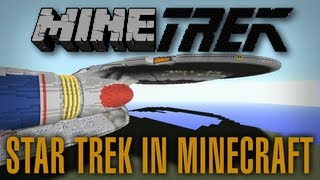 MineTrek 2 - A Star Trek Minecraft Server