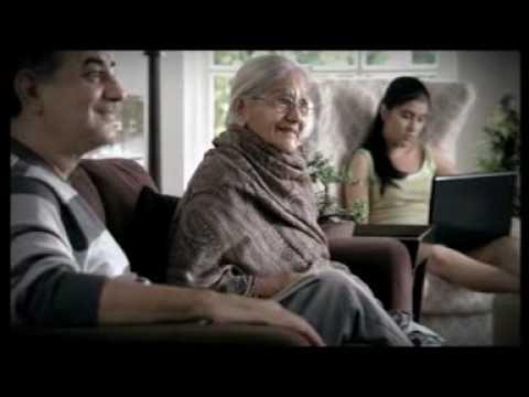 BharatMatrimony.com a internet portal TV AD