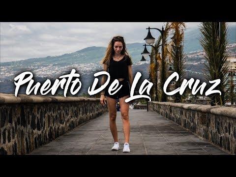Puerto De La Cruz - Tenerife (VLOG)