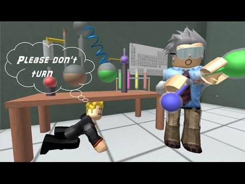 Escape High School With Ness (Part 2)  -Roblox-