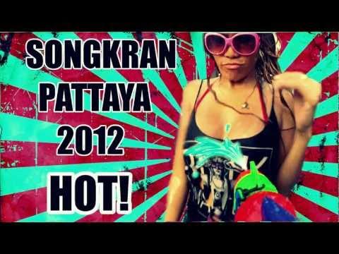 GoPro & Songkran 2012 in Pattaya, Thailand